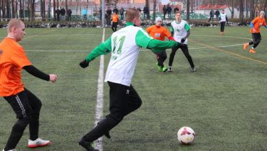 Photo of Piłkarski Falubaz wygrywa drugi sparing