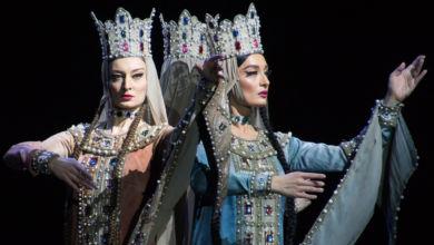 """Photo of 8 cud świata w Zielonej Górze. Gruziński Balet Narodowy """"Sukhishvili"""" [GALERIA]"""