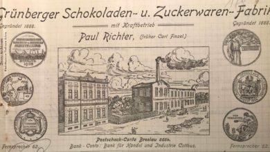 Photo of Grünberska czekolada [Nieznana Zielona Góra]
