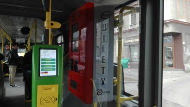 Photo of Za bilet zapłacisz m.in. kartą. Będą nowe biletomaty i tablice na przystankach