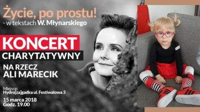 """Photo of """"Życie, po prostu!"""". Utwory Wojciecha Młynarskiego w szczytnym celu"""