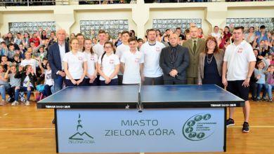 Photo of Drzonków tenisem stołowym stoi! Uczniowie udowodnią to na mistrzostwach świata!