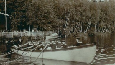 Photo of Rekruci piechoty morskiej na Wagmostawie [Nieznana Zielona Góra]
