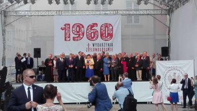Photo of Obchody 58. rocznicy Wydarzeń Zielonogórskich z udziałem prezydenta Andrzeja Dudy