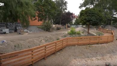 Photo of Dewastacja w Parku Sowińskiego. Otwarcie więc jeszcze nie teraz