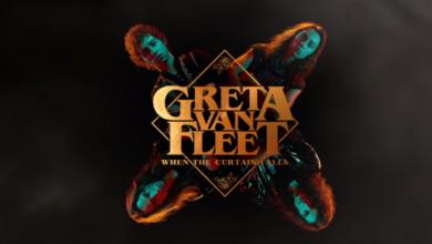 Photo of Greta Van Fleet – When The Curtain Falls