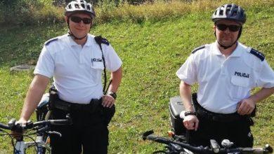 Photo of Policja na rowerach i na kolei. Ku przestrodze dla uczestników ruchu