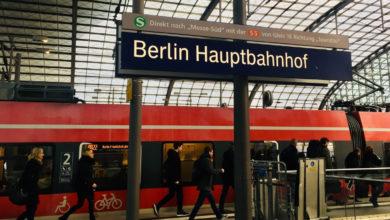 Photo of Będzie pociąg do Berlina
