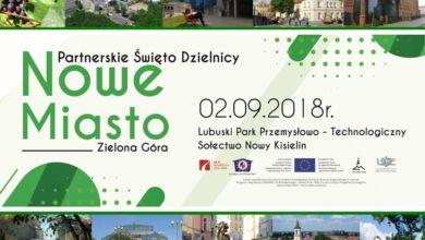Photo of Nowe Miasto zabawi się w Nowym Kisielinie. Na Partnerskim Święcie Dzielnicy
