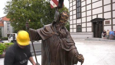 Photo of Św. Urban już patrzy na miasto
