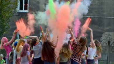 Photo of Winobranie po młodzieżowemu – Chill Fest na Dąbrowskiego!