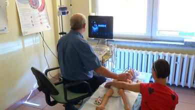Photo of Sprzęt taki, że serce rośnie! Szpital ma nowe głowice do USG dla dzieci