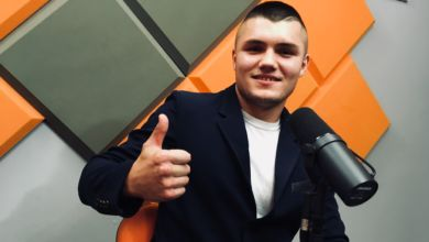 """Photo of Kacper Frątczak pierwszy raz powalczy u """"Maka"""""""