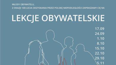 Photo of Porozmawiajmy o Polakach i niepodległości. Lekcje obywatelskie w Lubuskim Teatrze