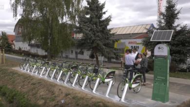 Photo of Rok temu jeździliśmy już miejskimi rowerami. Opinie zielonogórzan o systemie