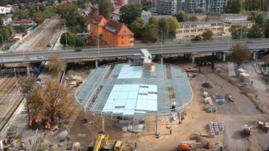 Photo of Przyszłe Centrum Przesiadkowe już pod szkłem. Co jeszcze się tam dzieje?