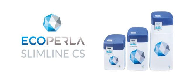 seria zmiękczaczy wody Ecoperla Slimline CS