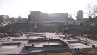 Photo of Przy szpitalu widać fundamenty. Za 2 lata będzie tu Centrum Zdrowia Matki i Dziecka