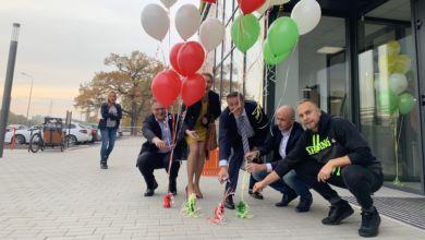 Photo of Balony w górę! Hala przy ul. Amelii oficjalnie otwarta