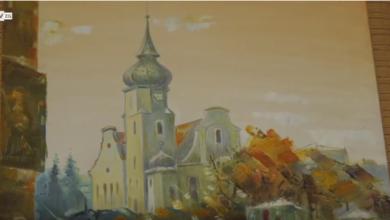 """Photo of """"Artysta niecierpliwy"""" zawita do Norwida. Wernisaż prac Andrzeja Stefanowskiego"""