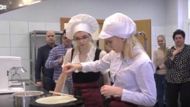 Photo of Gotowanie jak w restauracji – Zespół Szkół Specjalnych korzysta z nowej pracowni