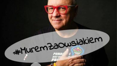 """Photo of """"Murem za Owsiakiem"""" dziś w Zielonej Górze"""