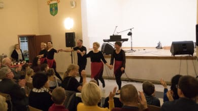 Photo of Za nami charytatywne popołudnie w Ochli – koncert na rzecz pogorzelców z Kiełpina