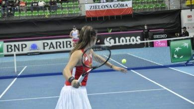 Photo of Polki przegrywają z Rosjankami w pierwszym dniu Fed Cup
