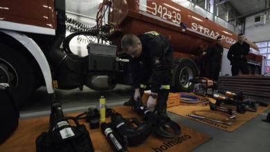 Photo of Lubuscy strażacy mają nowy sprzęt. Przyda się nie tylko przy pożarach
