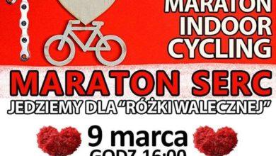 Photo of Już w tę sobotę rozkręci się pomoc! Miłośnicy indoor cyclingu pojadą dla małej Róży