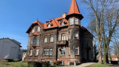 Photo of Dom z wieżyczką przy ul. Głowackiego [Nieznana Zielona Góra]