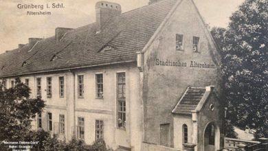 Photo of Dawny szpital przy placu Matejki [Nieznana Zielona Góra]