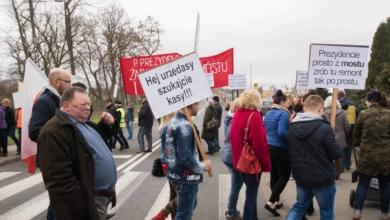 Photo of Będzie kolejny protest w Cigacicach. Mieszkańcy zaplanowali blokadę mostu