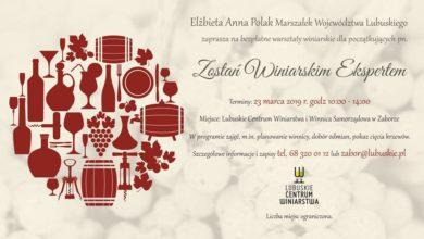 Photo of Bezpłatne warsztaty dla amatorów winnic