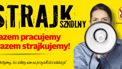 Photo of Strajk nauczycieli: egzaminy w Zielonej Górze niezagrożone [AKTUALIZACJA NA BIEŻĄCO]