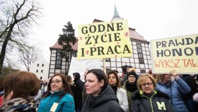 Photo of Strajk nauczycieli może być wznowiony. Decyzja zapadnie w referendum