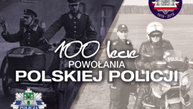 Photo of Minęło 100 lat od powołania policji. Okazji do świętowania będzie mnóstwo