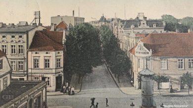Photo of Dawny dom handlowy przy Niepodległości [Nieznana Zielona Góra]