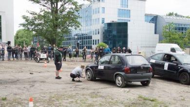 Photo of Jak jeżdżą nasi studenci? Parking stał się miejscem rywalizacji!