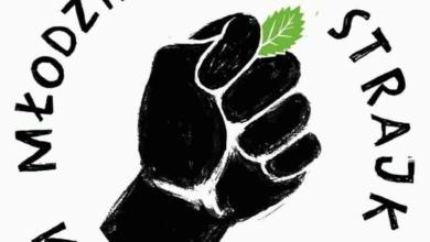 """Photo of """"Strajkuj, zanim zrobi się gorąco!"""" Zielonogórski protest młodzieży w obronie klimatu"""