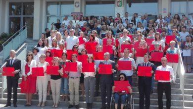 Photo of 4 czerwca z pieśnią na ustach. Urząd marszałkowski uczcił 30-lecie wolnej Polski