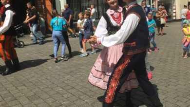 """Photo of Barwne, roztańczone i rozśpiewane """"Oblicza Tradycji"""". Festiwal dobiega końca"""
