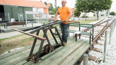 Photo of Na 1 Maja dojechała… drezyna. Rozbudowuje się skansen kolei szprotawskiej