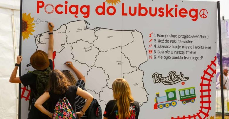 "Photo of Mają ""pociąg"" do Lubuskiego na 25. Pol'and'Rock Festival"