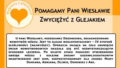 Photo of Chcesz pomóc mieszkance Drzonkowa? Idź na charytatywną kolację lub festyn w Przytoku!
