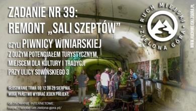 """Photo of """"Sala Szeptów"""" czeka na remont. Ruch miejski walczy o to w budżecie obywatelskim"""