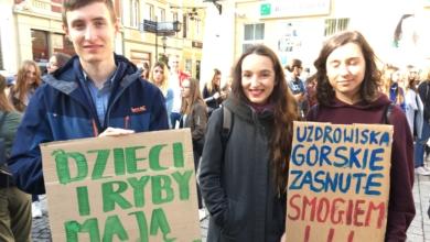 Photo of Młodzi chcą tworzyć dobry klimat. Protestowali w obronie środowiska