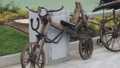 """Photo of Artyści z """"Wagabundy"""" odzyskali rower!"""