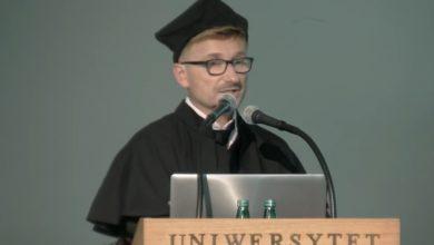 """Photo of """"Nie jesteśmy największym uniwersytetem, ale jesteśmy najlepszym uniwersytetem!"""" Wykład inauguracyjny prof. Benyska"""