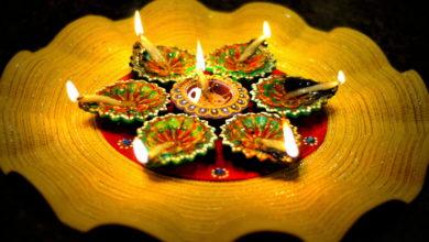 Photo of Trochę światła w jesienną szarugę. Obchody święta Diwali w Zielonej Górze
